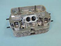 Zylinderkopf Doppelkanal 1600ccm nackt, Einlass 35,6/ Auslaß 32,1, 8 mm Schaft
