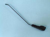 Wischerarm mit Spannstück 58-64, schwarz