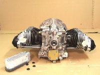 50 PS-Rumpfmotor mit Ölkühler und Schwungrad, neu