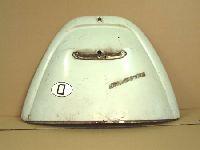 Heckdeckel ab 1968 mit 2 Luftschlitzengruppen